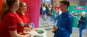 More than 400 Ural's volunteers have become closer to 2018 FIFA World Cup Russia.