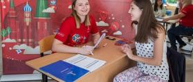 The interviews for candidates for volunteers of the 2018 FIFA World Cup Russia have started