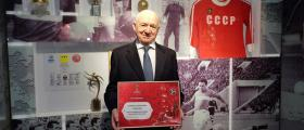 Legendary Russian footballer turns 90